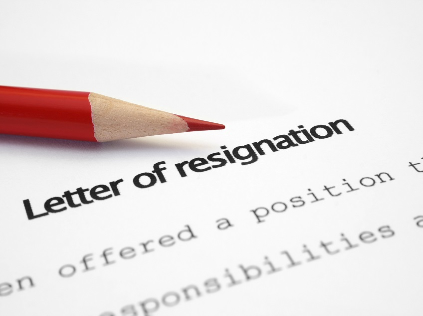 3 Months Notice Period For Resignation Letter